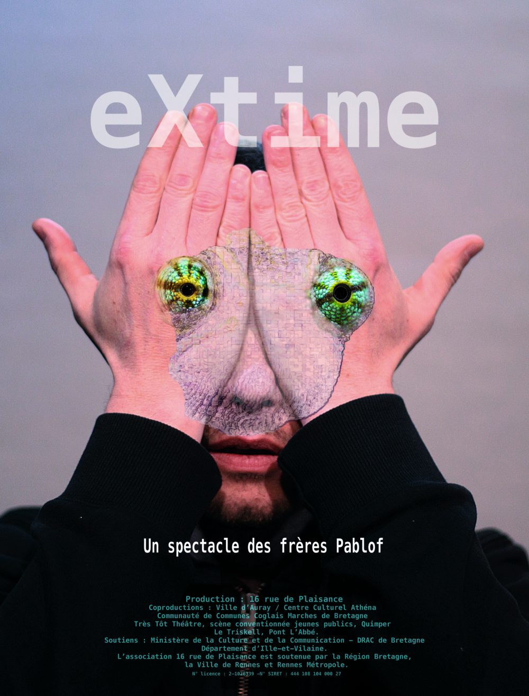 Affiche eXtime