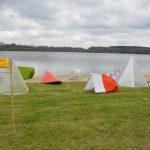 Dimanches stationnaires – Présentation des tentes de Camping Interdit